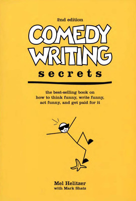 [PDF] Comedy Writing Secrets - How to Act Funny & Get Paid For It (Digital Book)