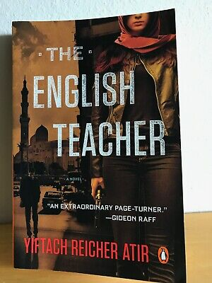 The English Teacher by Viftach Reicher Atir Paperback Book EUC