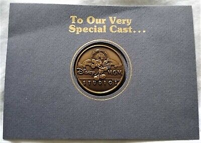Vintage Disney MGM Studios Cast Member Grand Opening Commemorative Coin