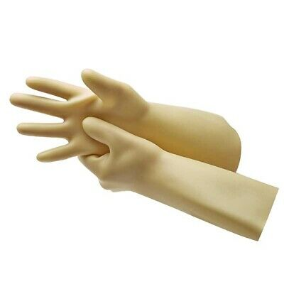 Electrician Gloves Pair Size 8 Latex Insulating Hybrid Vehicles - Bodyguard