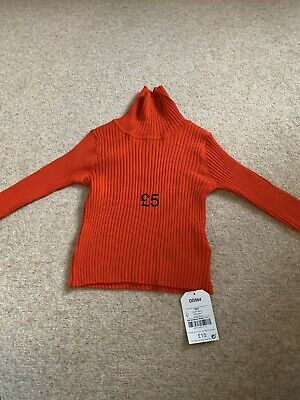Next Girls Polo Neck