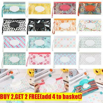 Product Portable Cosmetic Pouch Wet Wipes Bag Tissue Box Stroller Accessories