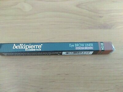 BN Bellapierre Cosmetics Eyebrow Liner - 03 Cocoa Brown. BOXED
