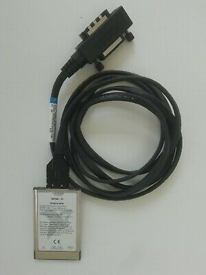 National instruments PCMCIA-GPIB cable 186557A and 186736C-01 interface bus