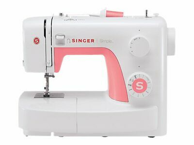 VSM Singer Simple Sewing machine 10 stitches 1 four-step buttonhole 3210