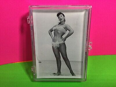 Bettie Page Queen Of Curves 1996 21St Century Archives Base Card Set Of 50