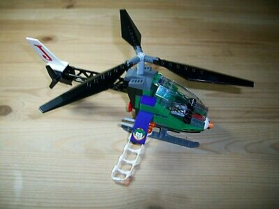 Lego DC Super Heroes Batman 6863 Battle Over Gotham City The Joker's Helicopter