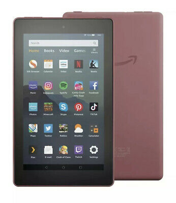 Amazon Fire 16GB Wifi Tablet Tablet (Plum) NEW & SEALED