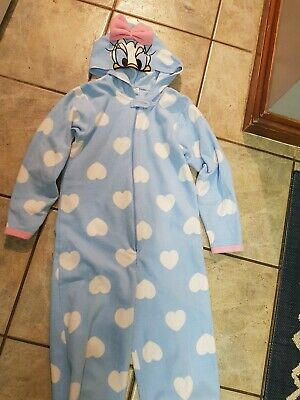 Girls All In One Sleepsuit age 9-10