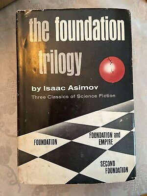 The Foundation Trilogy By Isaac Asimov (Three Classics Of Science Fiction)