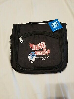 dead and company travel bag summer 2019 tour