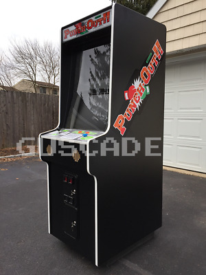 Punch-Out!! Arcade Machine NEW Full Size Nintendo Punch Out Dual Screen GUSCADE