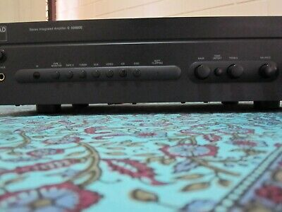 NAD C320BEE Integrated Stereo Amplifier.