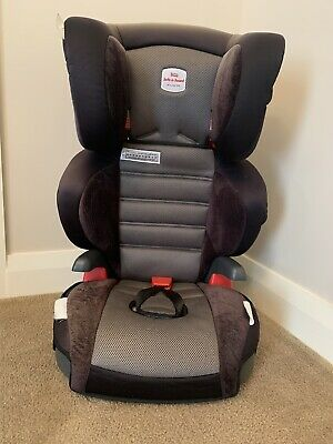 Britax Safe n Sound Hi Liner. Used. Covers and Seat Padding Washed.