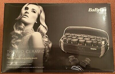 BaByliss Thermo Ceramic Rollers - Sealed & Boxed