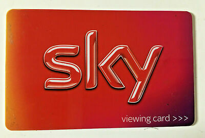 Various Satellite & TV viewing cards suit collector or enthusiast UK/EU £5 each