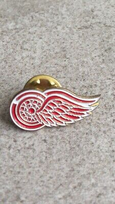 Pins Hockey Sur Glace NHL Lapel Pin Detroit Red Wings