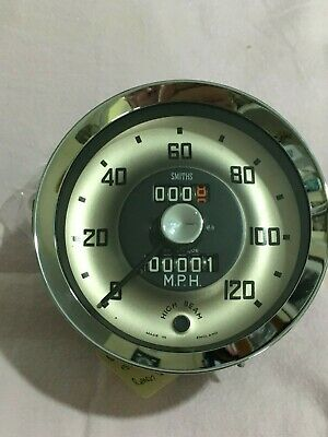 New Austin Healey 3000 Speedometer SN6105/06 100/6 BN4 BN6 without Overdrive