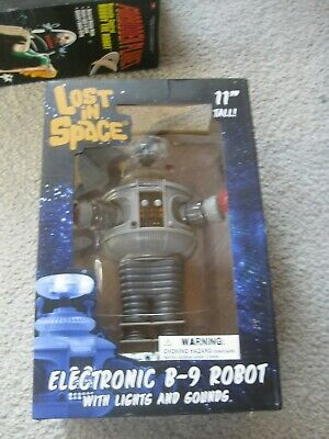 "Diamond Select Lost in Space - Electronic B-9 Robot 11"" -"