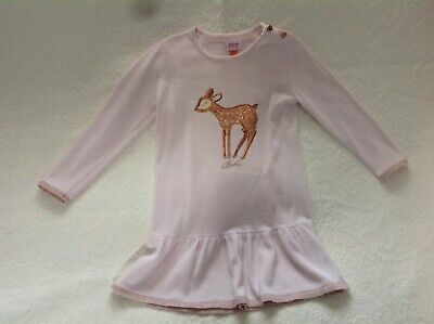 Ted Baker Girls Dress Pale Pink Age 5-6