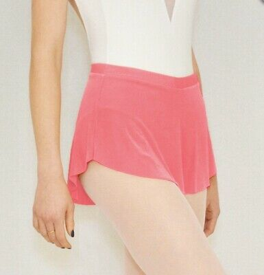 Bullet Pointe Pull-on Skirt Size Small Flamingo