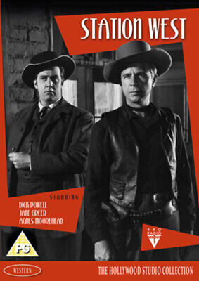 Station West DVD (2013) Dick Powell, Lanfield (DIR) cert PG Fast and FREE P & P