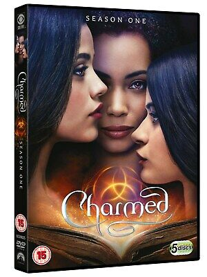 Charmed: Season One (Box Set) [DVD] RELEASED 16/03/2020