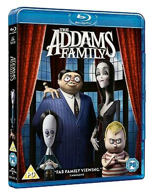 The Addams Family [Blu-ray] RELEASED 02/03/2020