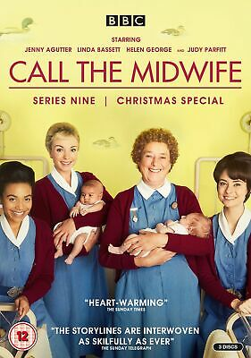 Call the Midwife: Series Nine (Box Set) [DVD] RELEASED 16/03/2020