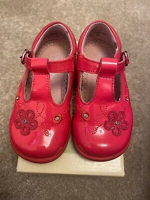 Toddler shoes- Girls startrite shoes size 5