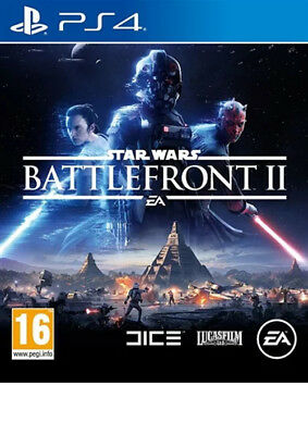 Star Wars Battlefront Ii (2) Ps4 Brand New Fast Delivery!
