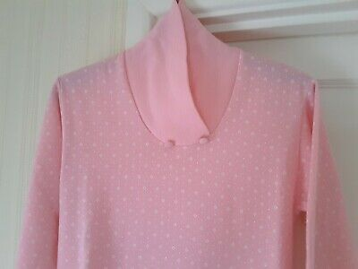 Streets Ahead Pink Long Sleeved Nightdress Age 11-12