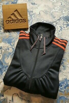 🔥AUTHENTIC🔥 Girls Youth ADIDAS Tracksuit Top Jacket Hoodie Coat AGE 16 15