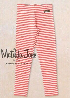 NWT Matilda Jane Friends Forever Zola leggings, 10
