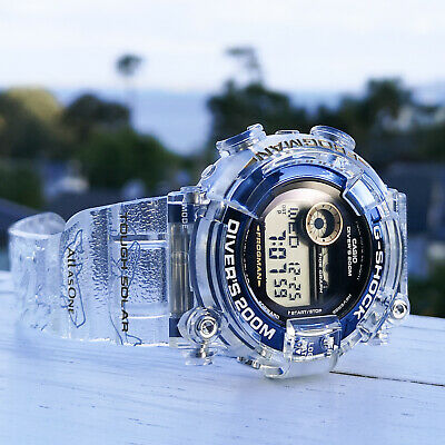 CASIO G SHOCK FROGMAN Love The Sea and The Earth 25th  qVky2