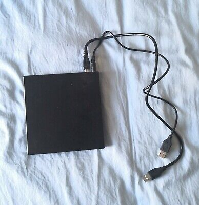 External Drive CD RW Dvd Rom Portable Windows Mac