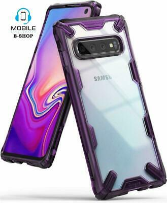 Case For Samsung Galaxy S10 Heavy Duty Shock Absorbing Protective Cover Purple