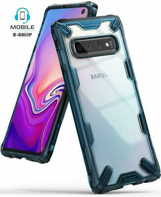 Case For Samsung Galaxy S10 Heavy Duty Shock Absorbing Protective Cover Blue