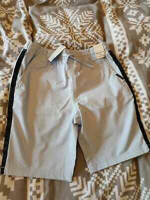 BNWT boys tape straight shorts by RIVER ISLAND in size 11-12 years