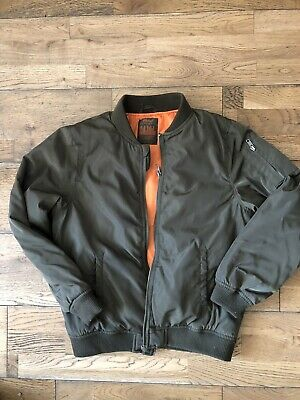 Boys/Girls Primark Bomber Jacket,Immaculate Cond Age 12-13