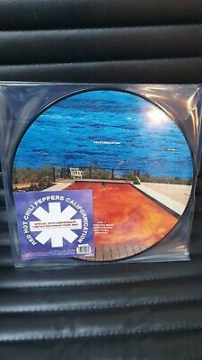 Californication Red Hot Chili Peppers picture disc LP vinyl album record UK