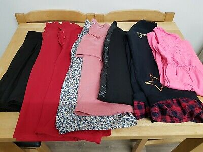 Girls Clothes Bundle Age 12-13 Years