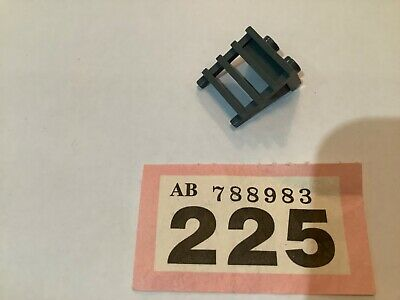 LEGO 4175 Plate Modified 1 x 2 with Ladder X4 LB GREY CITY CREATOR SPARE PARTS