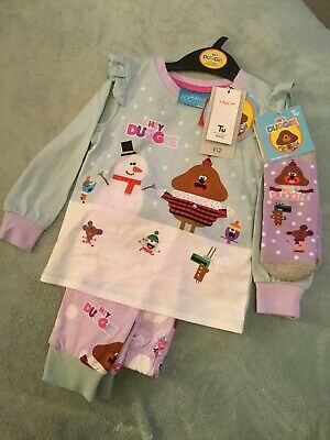 BNWT TU Hey duggee Pyjamas & Sock Set 18-24 Months
