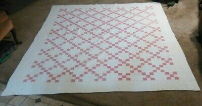 Antique 1800s-1900s Quilt Hand Made