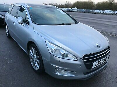 2011 Peugeot 508 Sw 2.0 Hdi Allure - Panroof, 1/2Leather, Priv Glass, Lovely