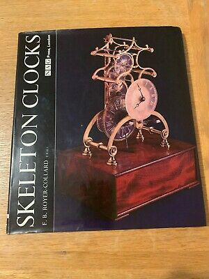 Skeleton Clocks By F.b. Royer-Collard