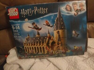 Lego Harry Potter 75954 Wizarding World Hogwarts Great Hall COMPETE?