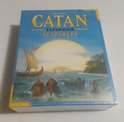 Catan Expansion Seafarers Board Game