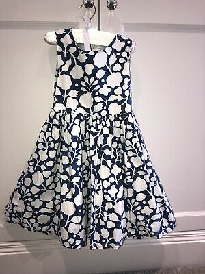 John Lewis girls dress age 6 Immaculate With Beautiful Back Detail
